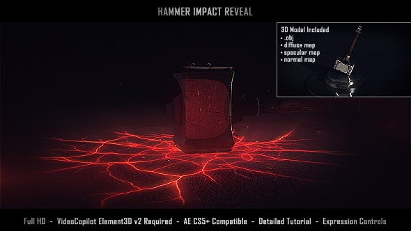 Hammer Impact Reveal