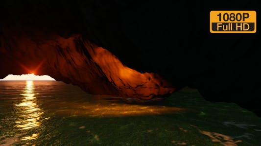 Thumbnail for Sunset Cave