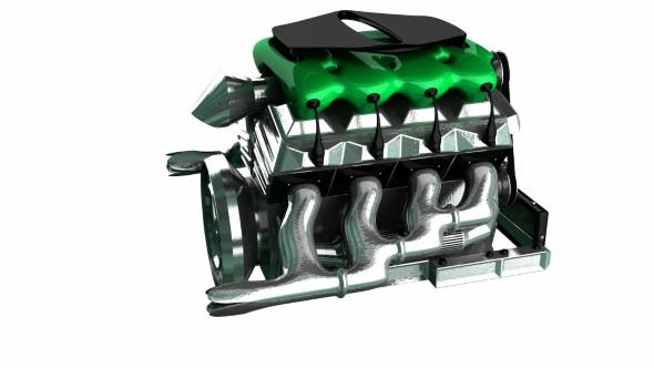 Thumbnail for Loop Rotate Car Engine