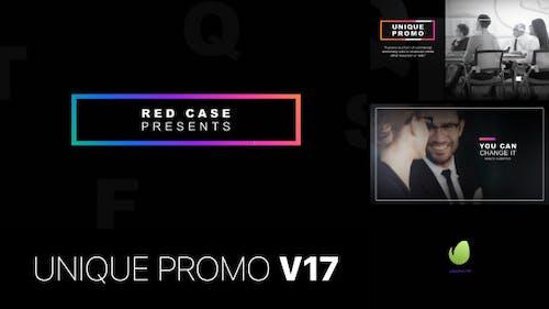 Unique Promo v17   Corporate Presentation