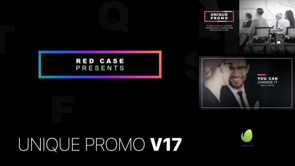 Thumbnail for Unique Promo v17 | Corporate Presentation
