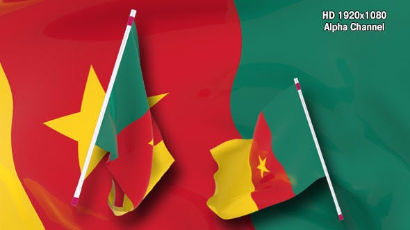 Thumbnail for Flag Transition - Cameroon