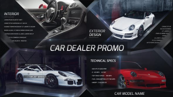 Cover Image for New Car Promo