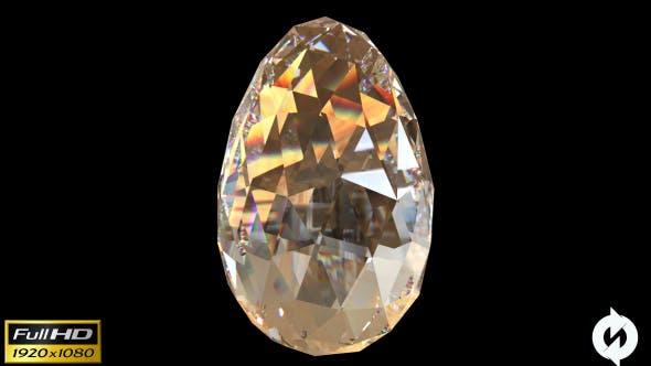 Thumbnail for Golden Diamond Egg - Loop v.2