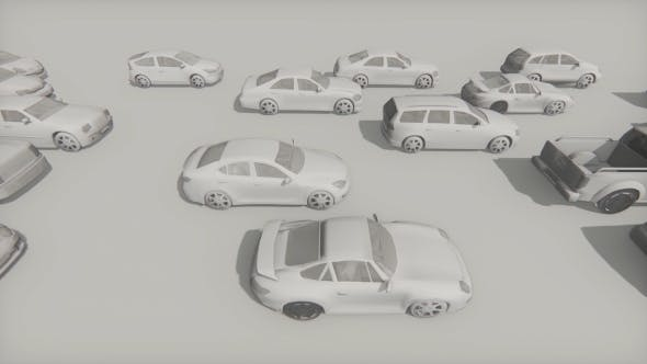 Thumbnail for 3D Vehicle Traffic
