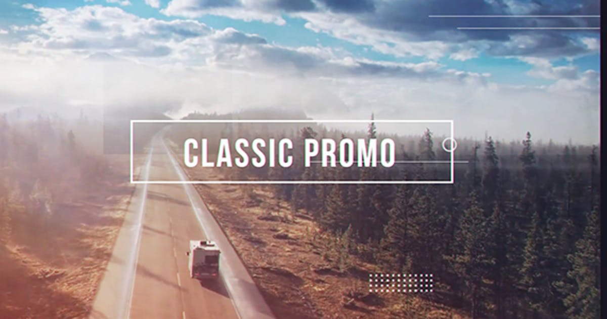 Download Classic Promo by Media_Stock