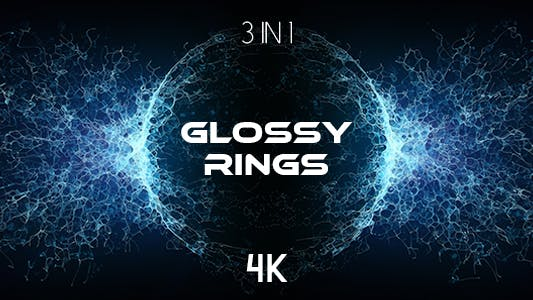 Thumbnail for Glass Particles Rings