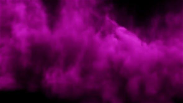Volume Pink Smoke