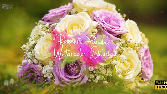 Cover Image for Romantic Parallax Slideshow