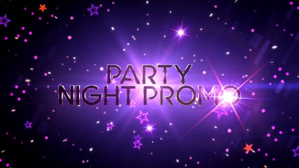 Thumbnail for Party Night Promo