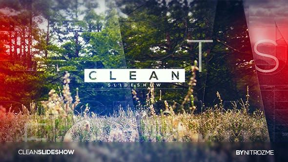 Thumbnail for Clean Slideshow