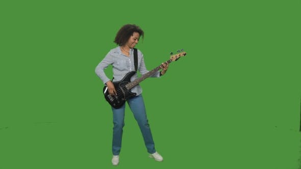 Thumbnail for Woman Playing Guitar