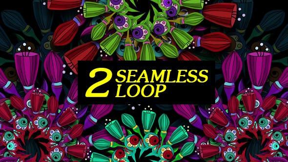 Thumbnail for Abstrak VJ Loop 2