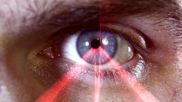 Scanner Eye  Plan
