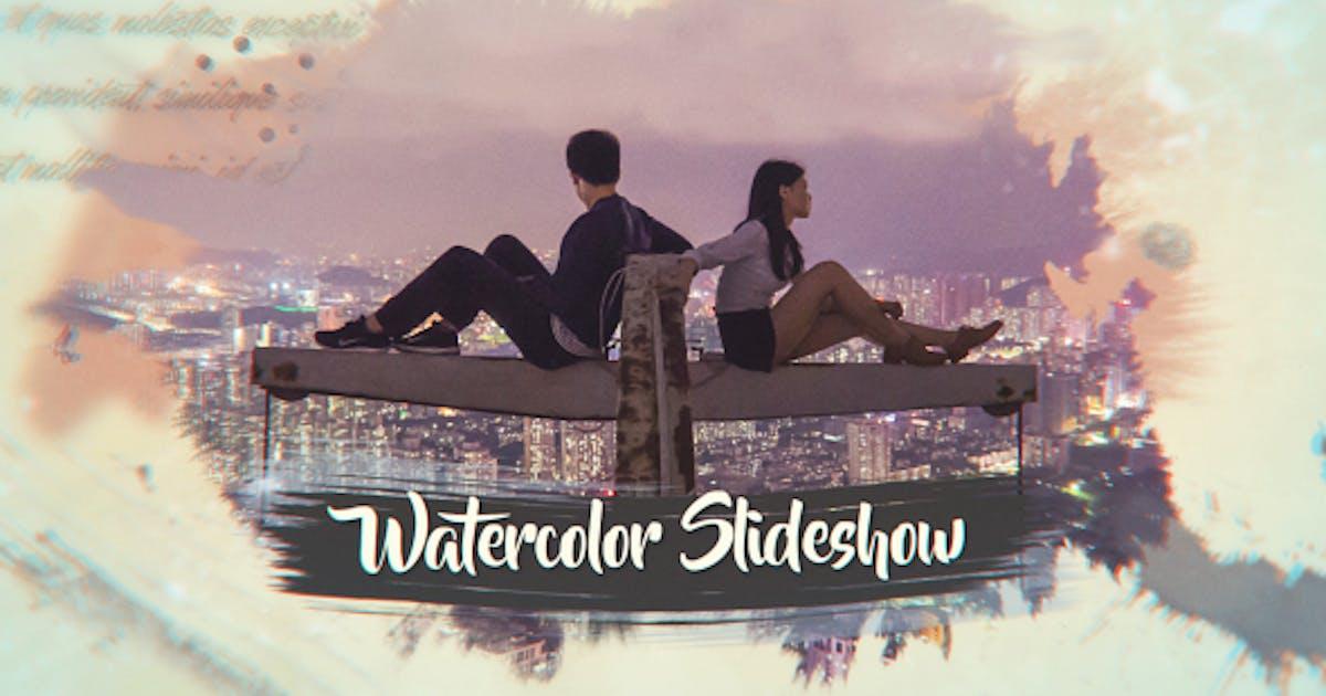 Download Ink Watercolor Slideshow | Opener by Bogdafon