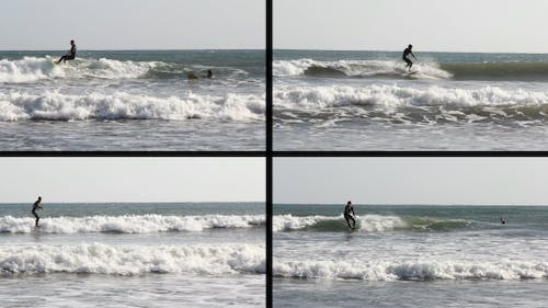 Surfers (4-Pack)