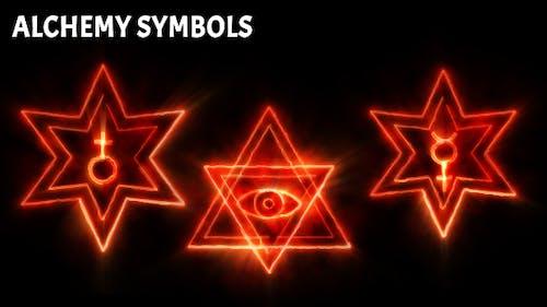 Alchemy Symbols - 3 Pack