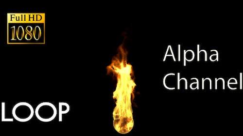 Torch Flame Loop