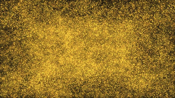 Thumbnail for Golden Awards Lights Particles Background