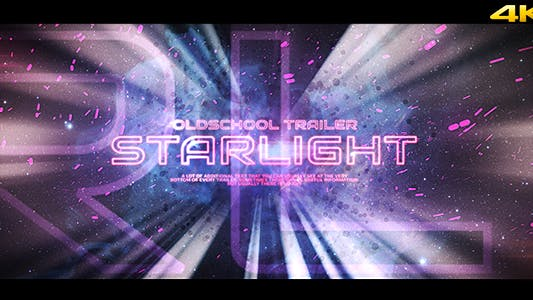 Thumbnail for Starlight - Oldschool Trailer/Opener