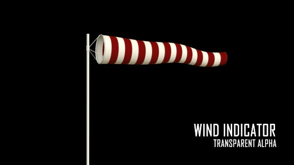 Thumbnail for Windsock - Wind Indicator