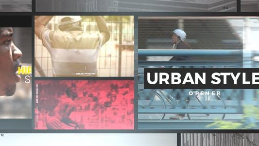 Thumbnail for Urban Style Slideshow