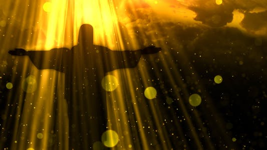 Thumbnail for Worship Background - Christ the Redeemer