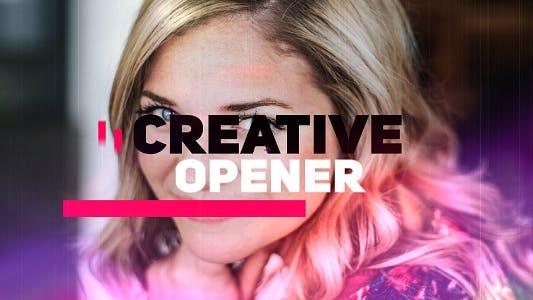 Creative Opener