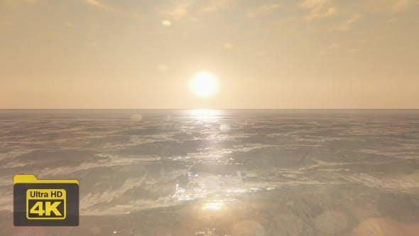 Thumbnail for 4K Ocean Sunset
