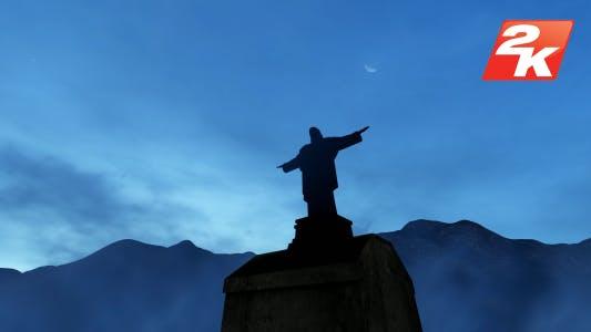 Thumbnail for Sunset Jesus Statue