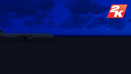 Thumbnail for Airplane at Night