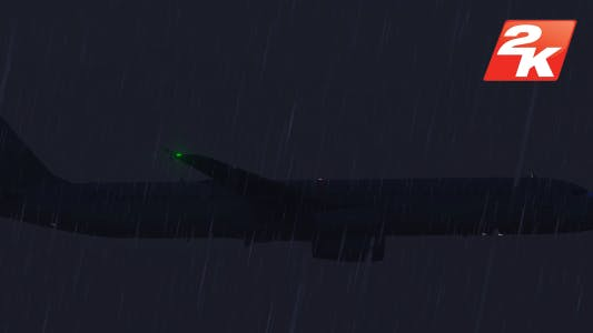 Thumbnail for Rainy Airplane