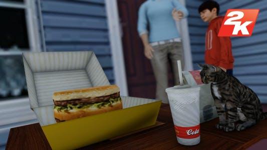 Thumbnail for Hamburger