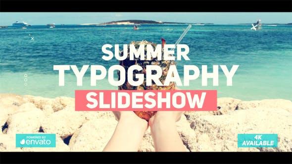 Thumbnail for Dynamic Summer Slideshow