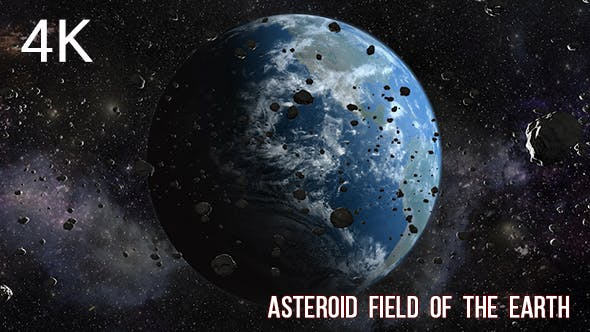 Thumbnail for Asteroid Field of the Earth