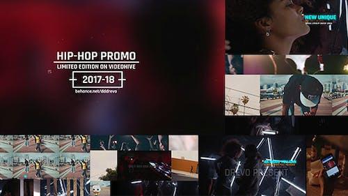 Hip-Hop Promo/ Urban City/ Rap Music/ Break Dance and Graffiti/ Grime and Freestyle