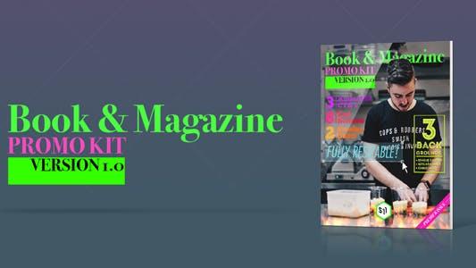 Book and Magazine Promo Kit