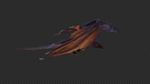 Wing Dragon Run And Fly Fire Pack 4 In 1