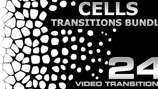 Thumbnail for Cells Transitions Bundle 4K