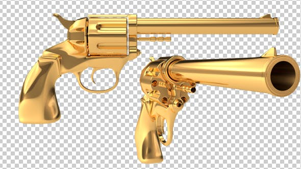 Thumbnail for Gold Revolver