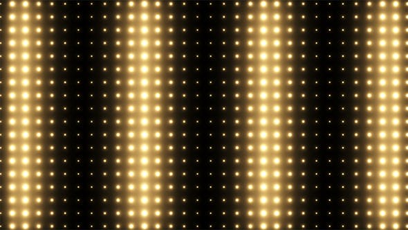 Cover Image for Wall of Vj Lights