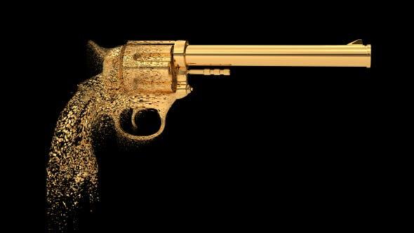 Thumbnail for Gold Revolver