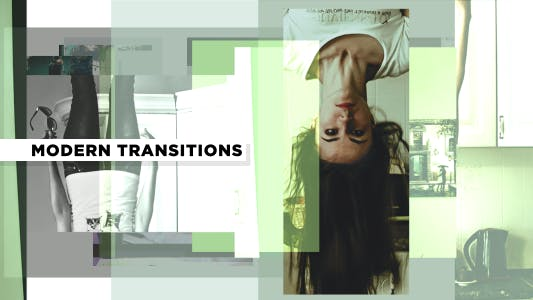 Cover Image for Modern Transitions 5 Pack Volume 5