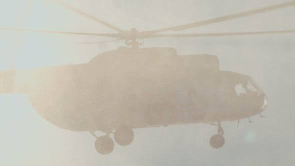 Thumbnail for Helicopter in the Air