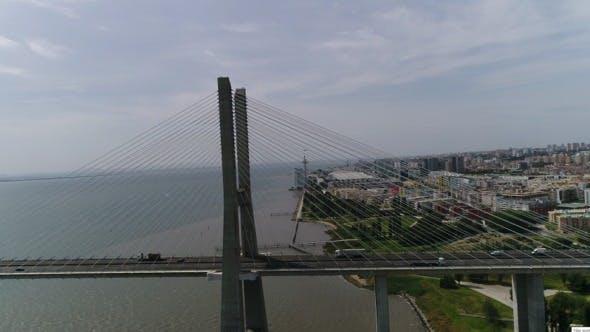 Thumbnail for Lisbon, Vasco da Gama Bridge