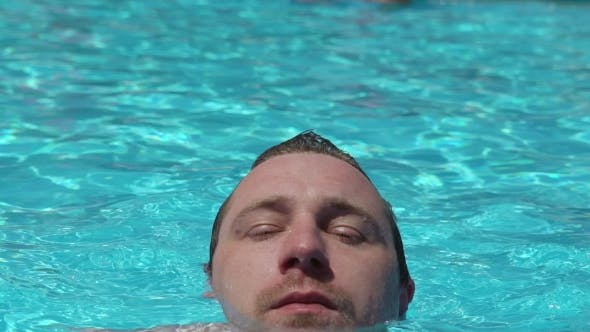 Cover Image for Male Resting on Holiday