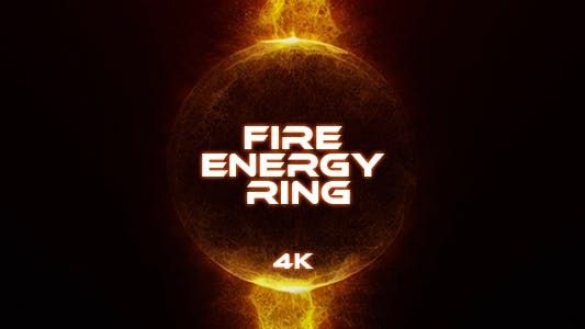 Thumbnail for Fire Energy Ring