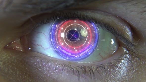 Thumbnail for Animation of the Eye with Holograms