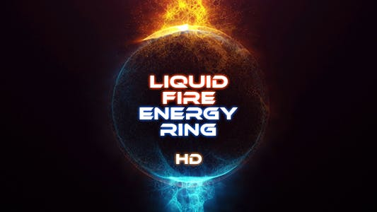 Thumbnail for Liquid Fire Energy Ring