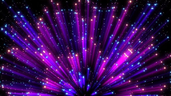 Sparkling Rays
